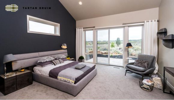 bedroom at PointsWest Townhomes